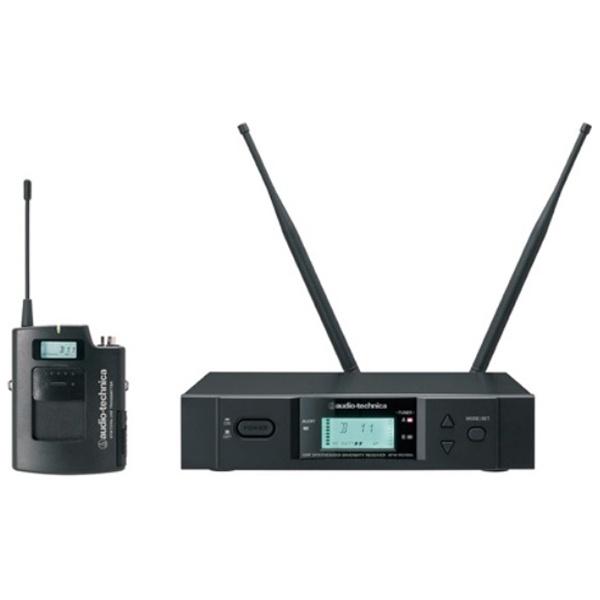 【送料無料】 オーディオテクニカ 2ピーストランスミッターワイヤレスシステム ATW-3110bJ[ATW3110BJ]