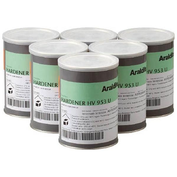 【送料無料】 ハンツマン アラルダイトHV953U(硬化剤) 0.8kg×6個 HV953U