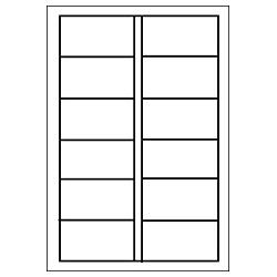 【送料無料】 オービック 単票タックシール 2連用 (600枚入:7200片) LT-22[LT22]