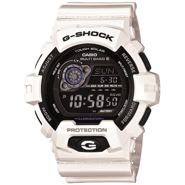 【送料無料】 カシオ G-SHOCK(G-ショック) 「MULTI BAND 6(マルチバンド6)」 GW-8900A-7JF[GW8900A7JF]