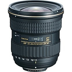【送料無料】 トキナー カメラレンズ AT-X 116 PRO DX II【ニコンFマウント(APS-C用)】[ATX116PRODX2NAF]