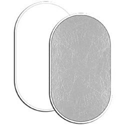 【送料無料】 フォトフレックス ライトディスク(ホワイト/シルバー)104×188cm[c-ksale]