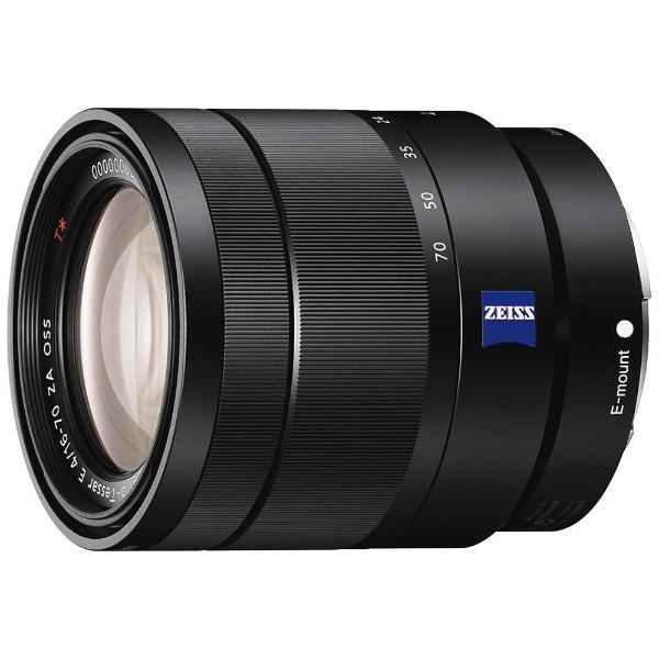 【送料無料】 ソニー SONY カメラレンズ Vario-Tessar T* E 16-70mm F4 ZA OSS【ソニーEマウント(APS-C用)】[SEL1670Z][c-ksale]