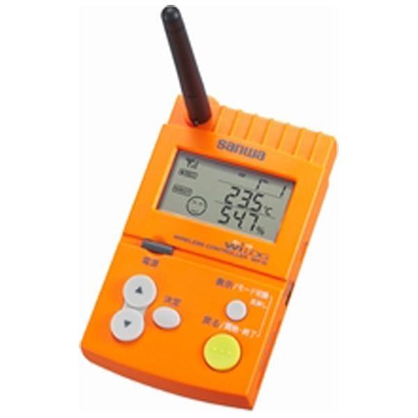 【送料無料】 三和電気計器 温湿度計 WP10