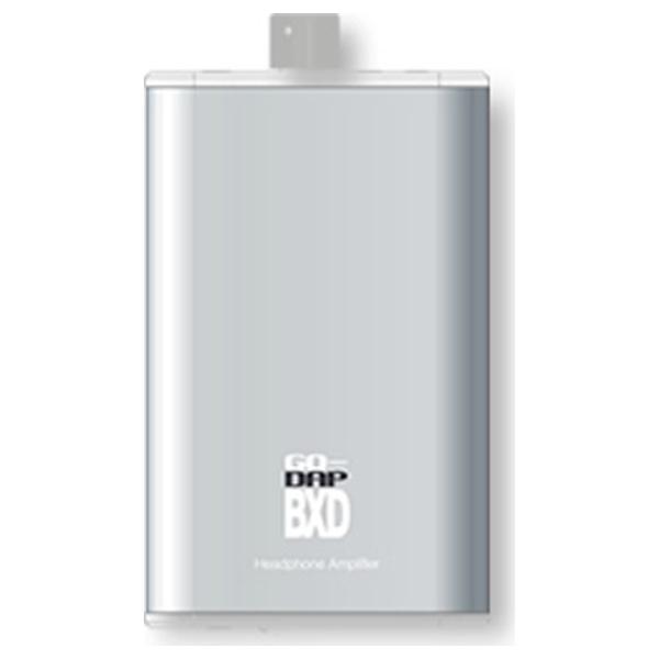 【送料無料】 VENTURECRAFT ヘッドホンアンプ DAC付 Go-Dap BXD Silver GBXD-SL[GBXDSL][o-ksale] 【代金引換配送不可】