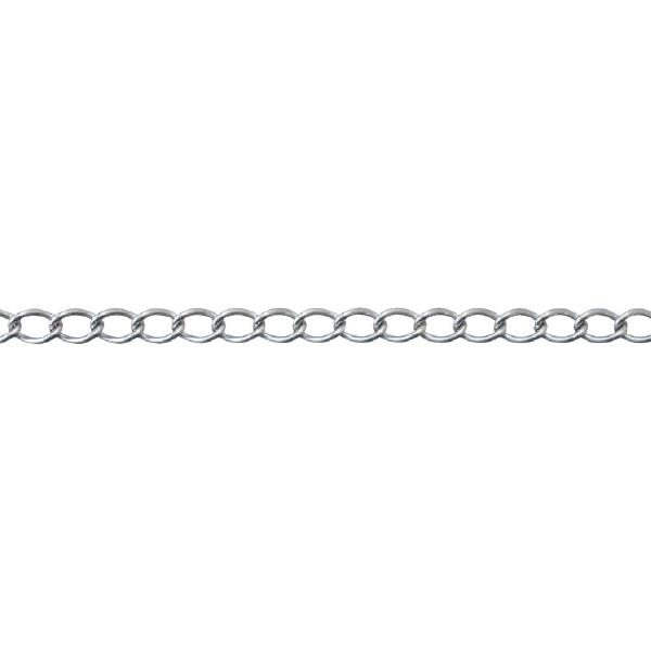 【送料無料】 ニッサチェイン ステンレスマンテルチェイン 2.3mm×30m SM123