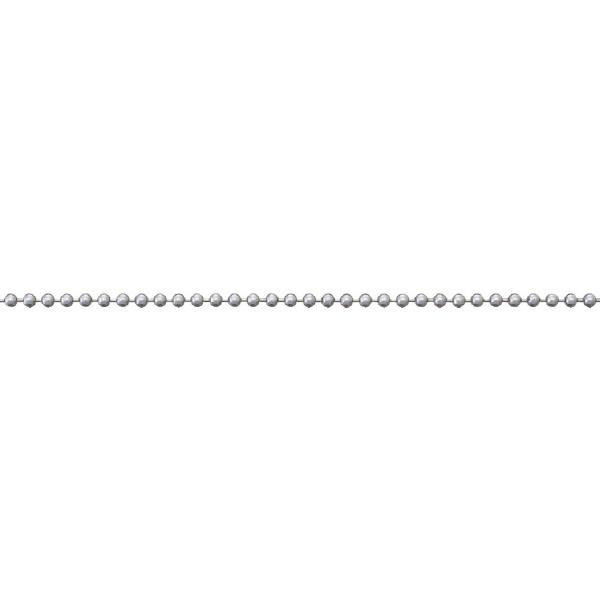 【送料無料】 ニッサチェイン ステンレスボールチェイン 4.5mm×30m SB45
