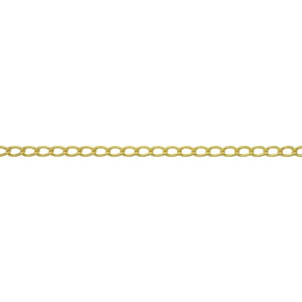 【送料無料】 ニッサチェイン 真鍮キリンスマンテルチェイン 2mm×30m BM20