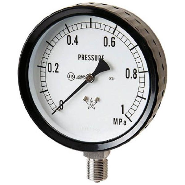 【送料無料】 右下精器製造 ステンレス圧力計 G4112612MP《※画像はイメージです。実際の商品とは異なります》