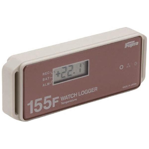 【送料無料】 藤田電機製作所 表示付温湿度・衝撃データロガー(フェリカタイプ) KT295F