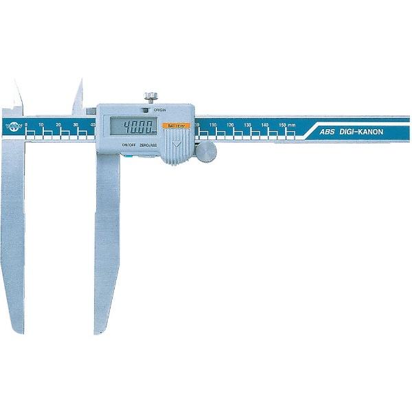 【送料無料】 中村製作所 デジタルロングジョウノギス150mm ELSM15B