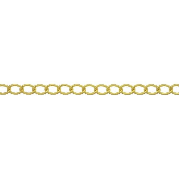 【送料無料】 ニッサチェイン 真鍮キリンスマンテルチェイン 2.6mm×30m BM126