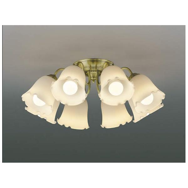 【送料無料】 コイズミ KOIZUMI LEDシャンデリア(~14畳) AA39963L 電球色[AA39963L]