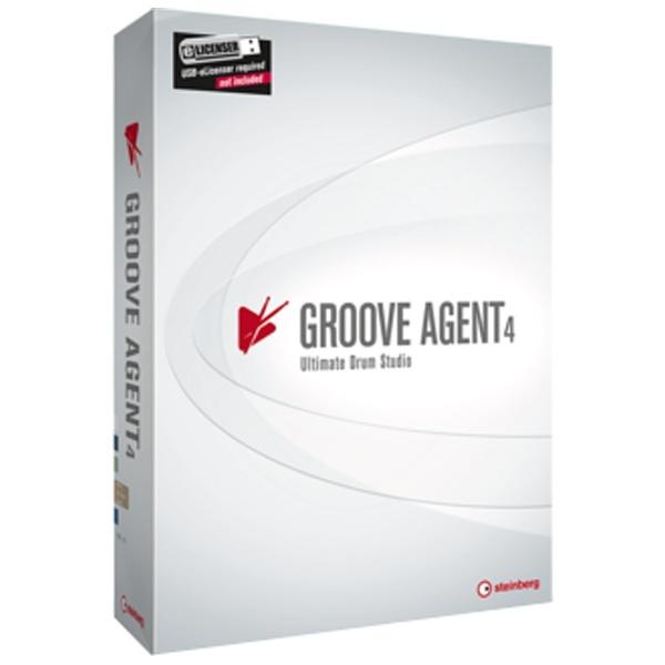 【送料無料】 ヤマハ YAMAHA Steinberg Steinberg 〔Win・Mac版〕 ヤマハ Groove Agent【送料無料】 4 (グルーヴ エージェント 4)[SGROOVEAGENT4R], ヒジマチ:041bfc70 --- m2cweb.com