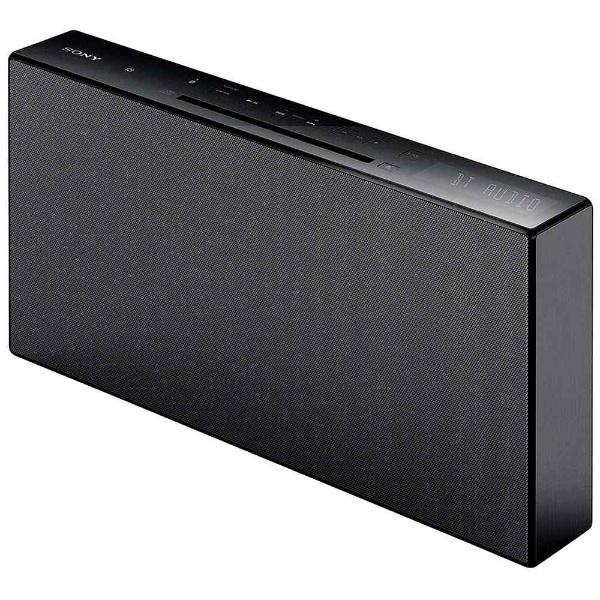 【送料無料】 ソニー SONY 【ワイドFM対応】Bluetooth対応 ミニコンポ(ブラック) CMT-X3CD BC[CMTX3CDBC]