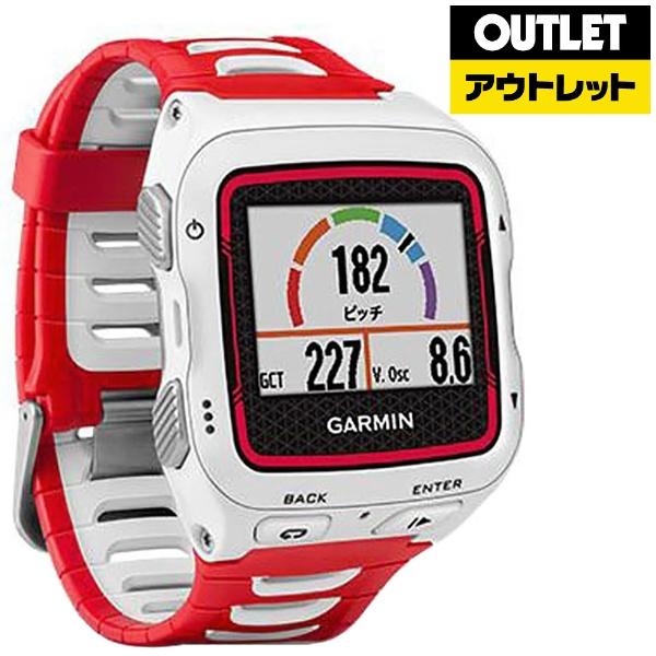 【送料無料】 ガーミン(GARMIN) GPSマルチスポーツウオッチ ForeAthlete920XTJ WhiteRed【正規品】[117433]