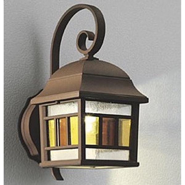 【送料無料】 オーデリック 【防雨型】LEDポーチライト OG041733LC 電球色[OG041733LC]