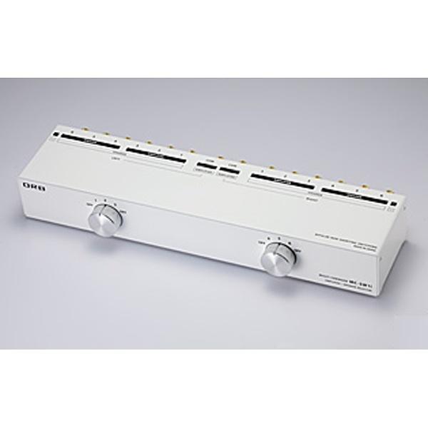 【送料無料】 ORB アンプ/スピーカーセレクター MCSW1I