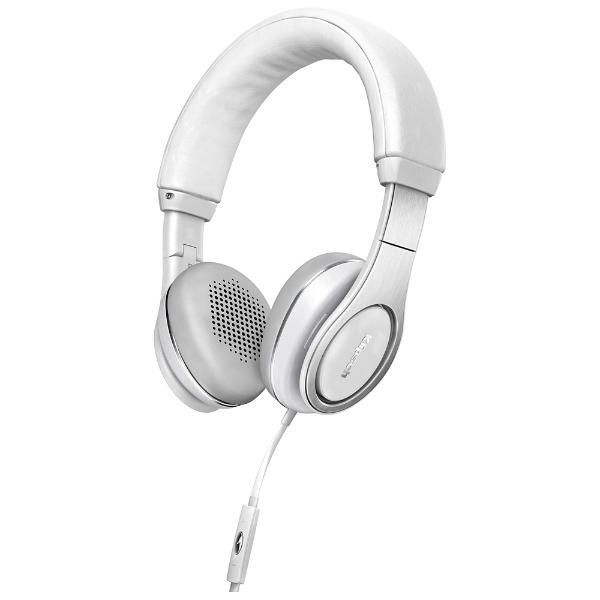 【送料無料】 クリプシュ(KLIPSCH) [マイク付]ヘッドホン Reference On-Ear White(ホワイト) KLRFOEH112[REFERENCEONEARWHITE]
