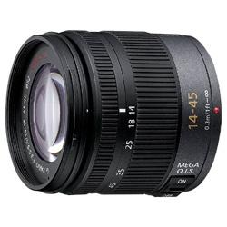 【送料無料】 パナソニック Panasonic カメラレンズ LUMIX G VARIO 14-45mm/F3.5-5.6 ASPH./MEGA O.I.S.【マイクロフォーサーズマウント】[HFS014045]