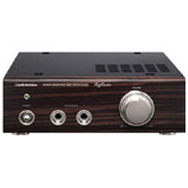 【送料無料】 オーディオテクニカ 【ハイレゾ音源対応】ヘッドホンアンプ AT-HA5000【日本製】[ATHA5000]