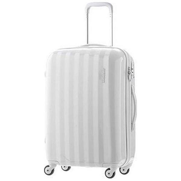 【送料無料】 アメリカンツーリスター TSAロック搭載スーツケース Prismo(30L) 41Z15001 ホワイト 【メーカー直送・代金引換不可・時間指定・返品不可】