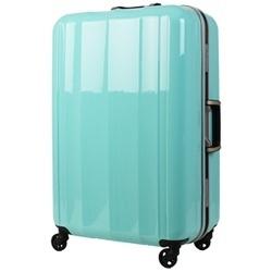 【送料無料】 レジェンドウォーカー TSAロック搭載スーツケース 超軽量キャリー(69L) 6702-64 ミントグリーン