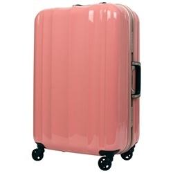 【送料無料】 レジェンドウォーカー TSAロック搭載スーツケース 超軽量キャリー(53L) 6702-58 ピンク