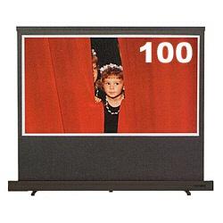 【送料無料】 キクチ科学 100インチ床置きタイプ16:9スクリーン StylistLimitedシリーズ 150PROGアドバンス SD-100HDPG/K[SD100HDPGK] 【メーカー直送・代金引換不可・時間指定・返品不可】