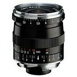 【送料無料】 カールツァイス カメラレンズ Biogon T*2.8/25 ZM【ライカMマウント】(ブラック)[BIOGONT*2825ZM]