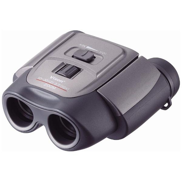 【送料無料】 ビクセン 10~30倍双眼鏡 「コンパクトズーム」 MZ 10-30×21[MZ1030X21]