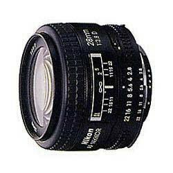 【送料無料】 ニコン カメラレンズ Ai AF Nikkor 28mm F2.8D【ニコンFマウント】[AF2828D]