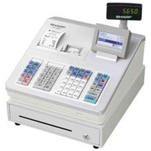 【送料無料】 シャープ SHARP 電子レジスター XE-A307W(ホワイト)[XEA307W]