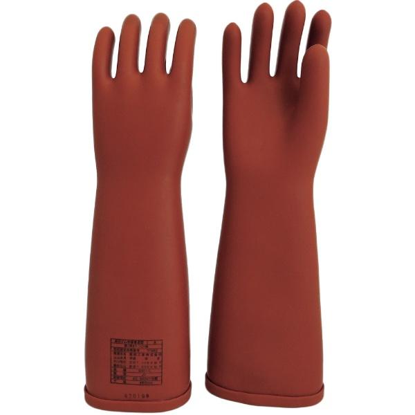 【送料無料】 渡部工業 電気用ゴム手袋普通 型大 530