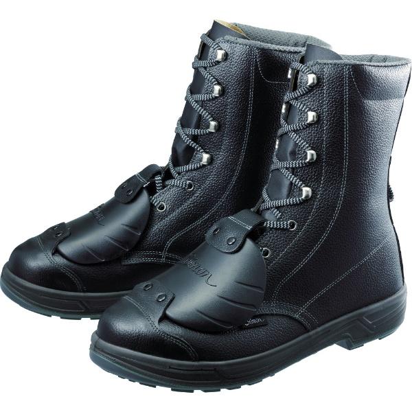 【送料無料】 シモン 安全靴甲プロ付 長編上靴 SS33D-6 27.0cm SS33D627.0