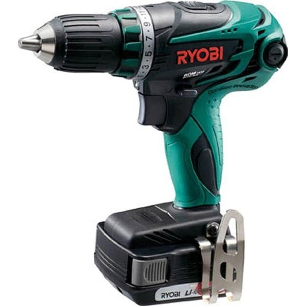 【送料無料】 リョービ RYOBI 充電式ドライバドリル 14.4V BDM1410