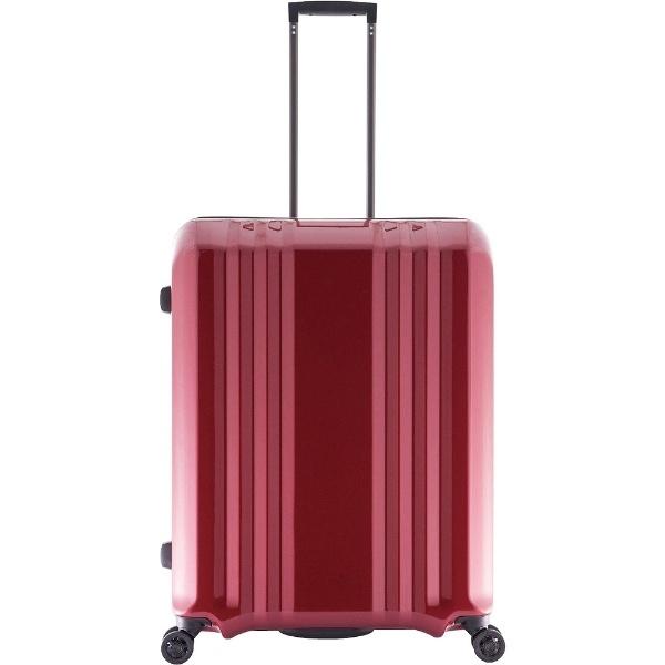 【送料無料】 A.L.I TSAロック搭載スーツケース(105L) MM-5100 クリスタルレッド 【メーカー直送・代金引換不可・時間指定・返品不可】