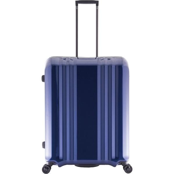 【送料無料】 A.L.I TSAロック搭載スーツケース(105L) MM-5100 ネイビー