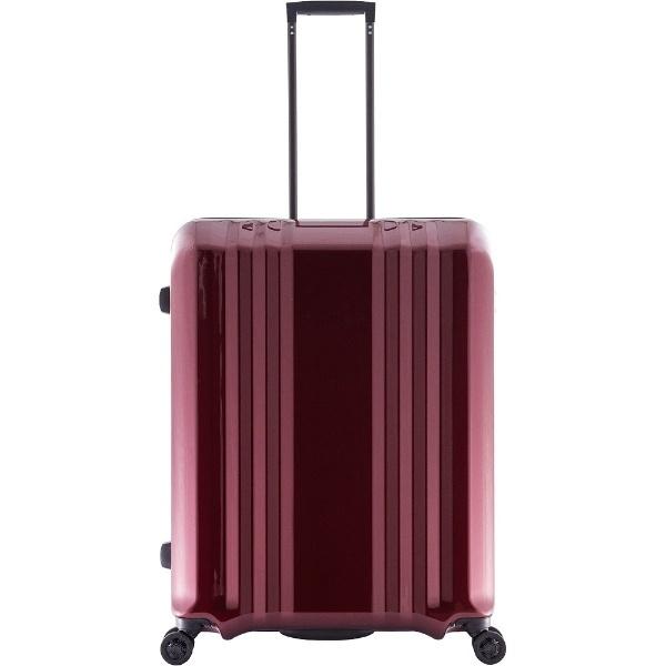 【送料無料】 A.L.I TSAロック搭載スーツケース(105L) MM-5100 ワイン