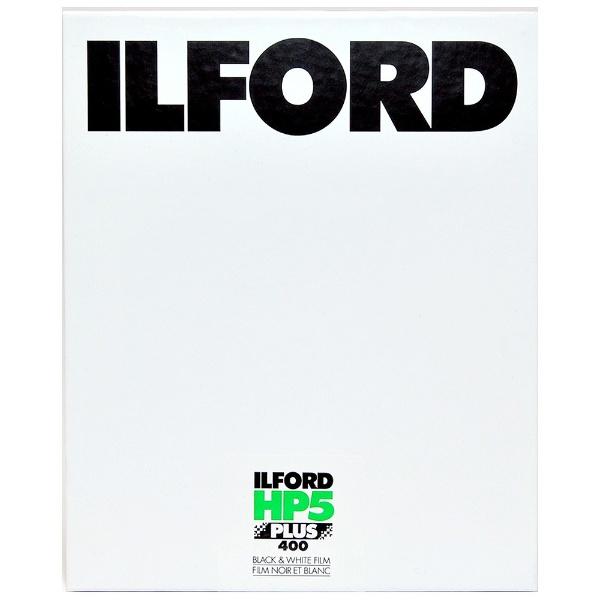 【送料無料】 イルフォード HP5 8×10-25[HP5PLUS8X1025]