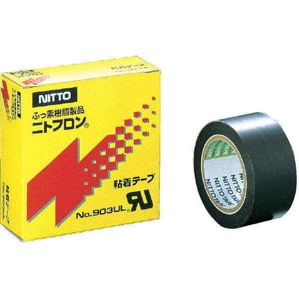 【送料無料】 日東 Nitto ニトフロン粘着テープ No.903UL 0.08mm×100mm×10m 903X08X100《※画像はイメージです。実際の商品とは異なります》