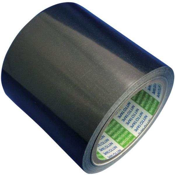【送料無料】 日東 Nitto 超高分子量ポリエチレンNo4430(黒)0.13mm×300mm×10m 4430BX13X300《※画像はイメージです。実際の商品とは異なります》
