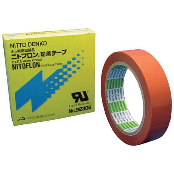 【送料無料】 日東 Nitto ニトフロン粘着テープ No.9230S 0.1mm×38mm×33m 9230SX10X38《※画像はイメージです。実際の商品とは異なります》