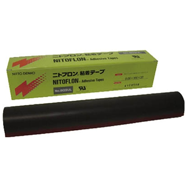 【送料無料】 日東 Nitto ニトフロン粘着テープ No.903UL 0.08mm×250mm×10m 903X08X250《※画像はイメージです。実際の商品とは異なります》