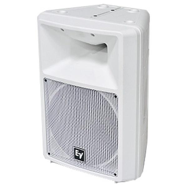【送料無料】 ELECTROVOICE ブックシェルフスピーカー SX300/W ホワイト [1本(2本注文のみ受付) /2ウェイスピーカー]