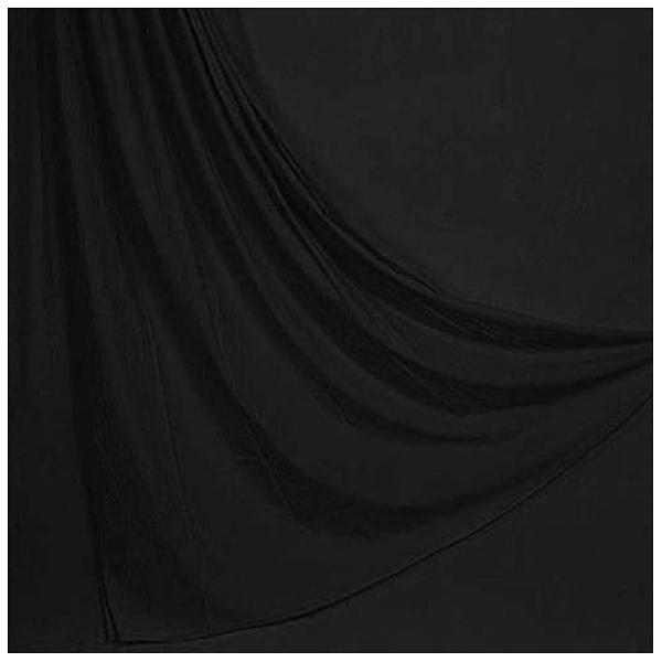 【送料無料】 ラストライト パノラマ背景用カバー 4m幅×2.3m高ブラック LLLB7625