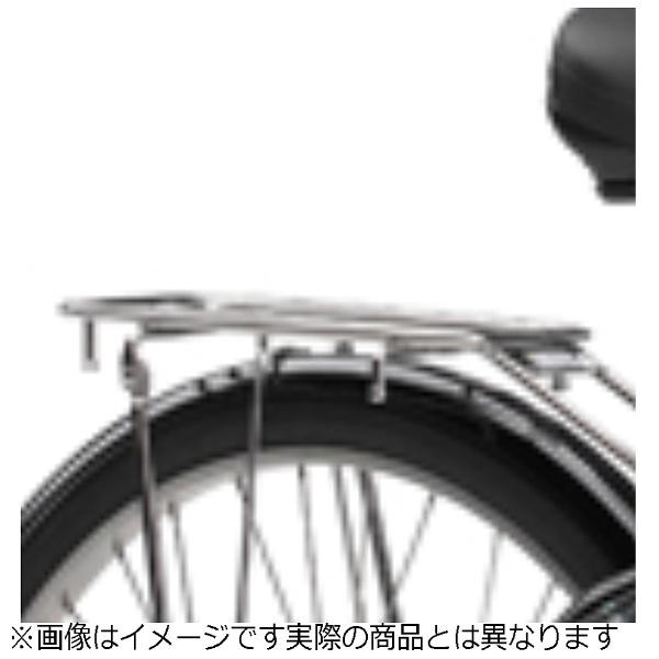 【送料無料】 ヤマハ PAS CITY-S専用 リアステンレスキャリア X74-24840-00[X742484000]