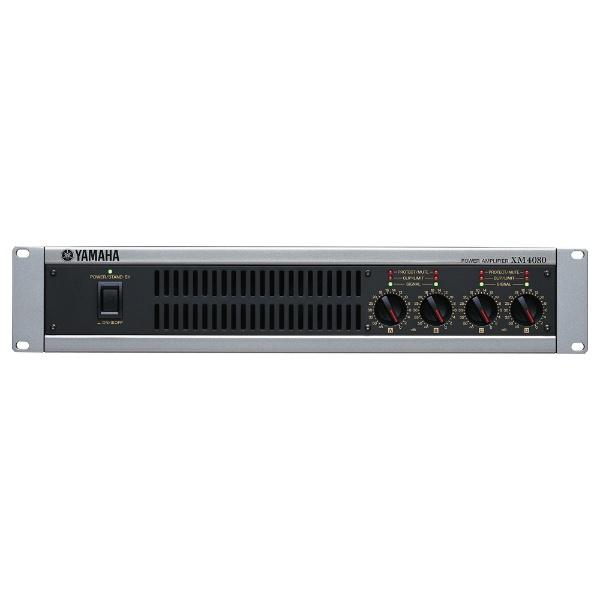 【送料無料】 ヤマハ YAMAHA パワーアンプ(メインアンプ) XM4080