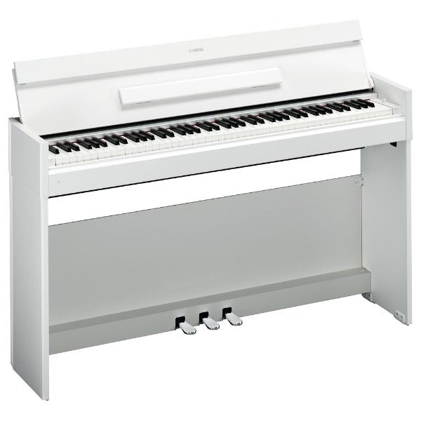 【標準設置費込み】 ヤマハ YAMAHA 【8%OFFクーポン 8/1 00:00 ~ 8/1 23:59】電子ピアノ YDP-S52WH ホワイト [88鍵盤 /ARIUS(ヤマハ)]
