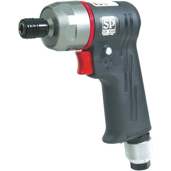 【送料無料】 エスピーエアー 超軽量インパクトドライバー6.35mm SP7146H